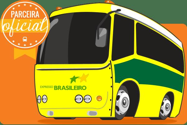 Expresso Brasileiro - Parceiro Oficial para venda de passagens de ônibus