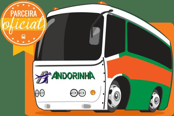 Andorinha Bus Company - Oficial Partner to online bus tickets