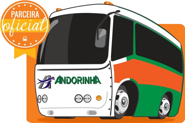 Empresa de Bus Andorinha - Canal Oficial para la venta de billetes de autobús