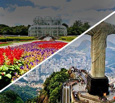 Bus tickets - Curitiba x Rio de Janeiro
