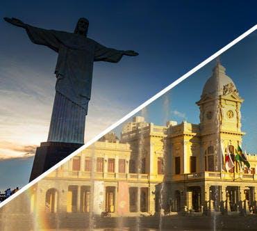 Bus tickets - Rio de Janeiro x Belo Horizonte