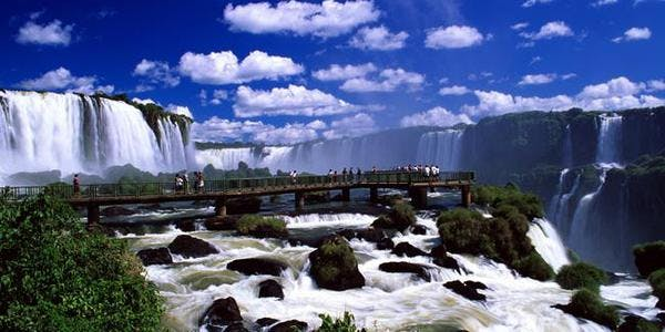 Parque Nacional do Iguaçu - Foz do Iguaçu -PR