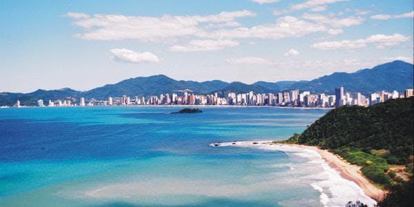 Praias - Balneário Camboriú - SC