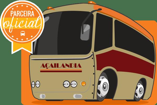 Viação Açailândia - Parceiro Oficial para venda de passagens de ônibus