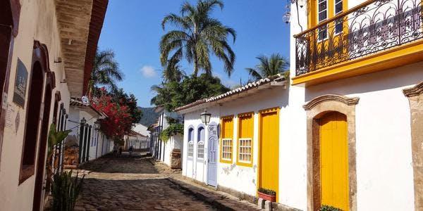 Centro Histórico - Paraty - RJ