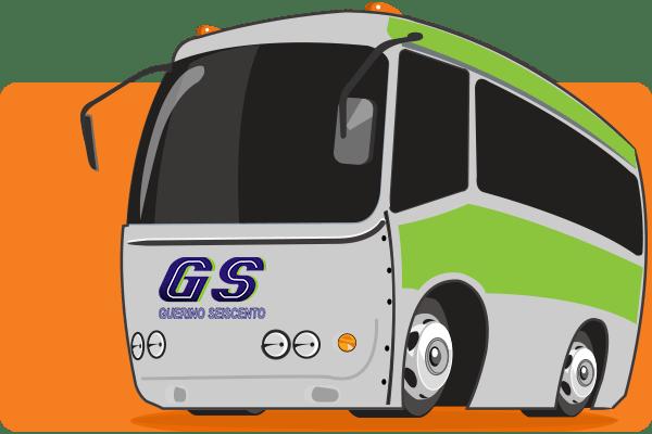 Empresa de Bus Guerino Seiscento - Canal Oficial para la venta de billetes de autobús