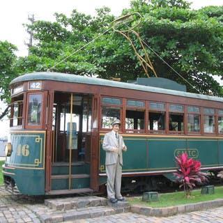 Viajando de ônibus pelo Brasil: de São Paulo a Santos