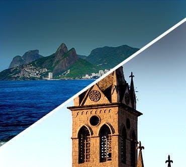 Passagem de ônibus - Rio de Janeiro x Feira de Santana