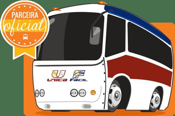Viação Única-Fácil - Parceiro Oficial para venda de passagens de ônibus