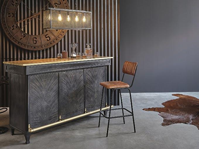 Interieur Style Industriel Idees Meubles Deco Maisons Du Monde
