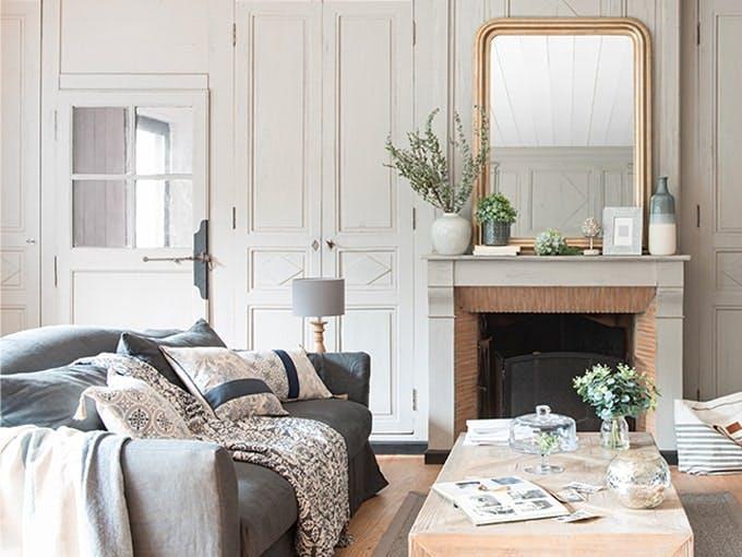 Héritage interior design trend  Maisons du Monde