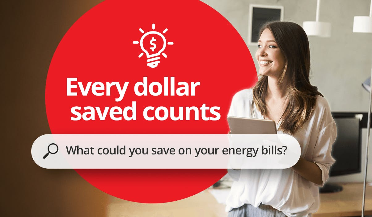 Every dollar counts - what could you save on your energy bills?
