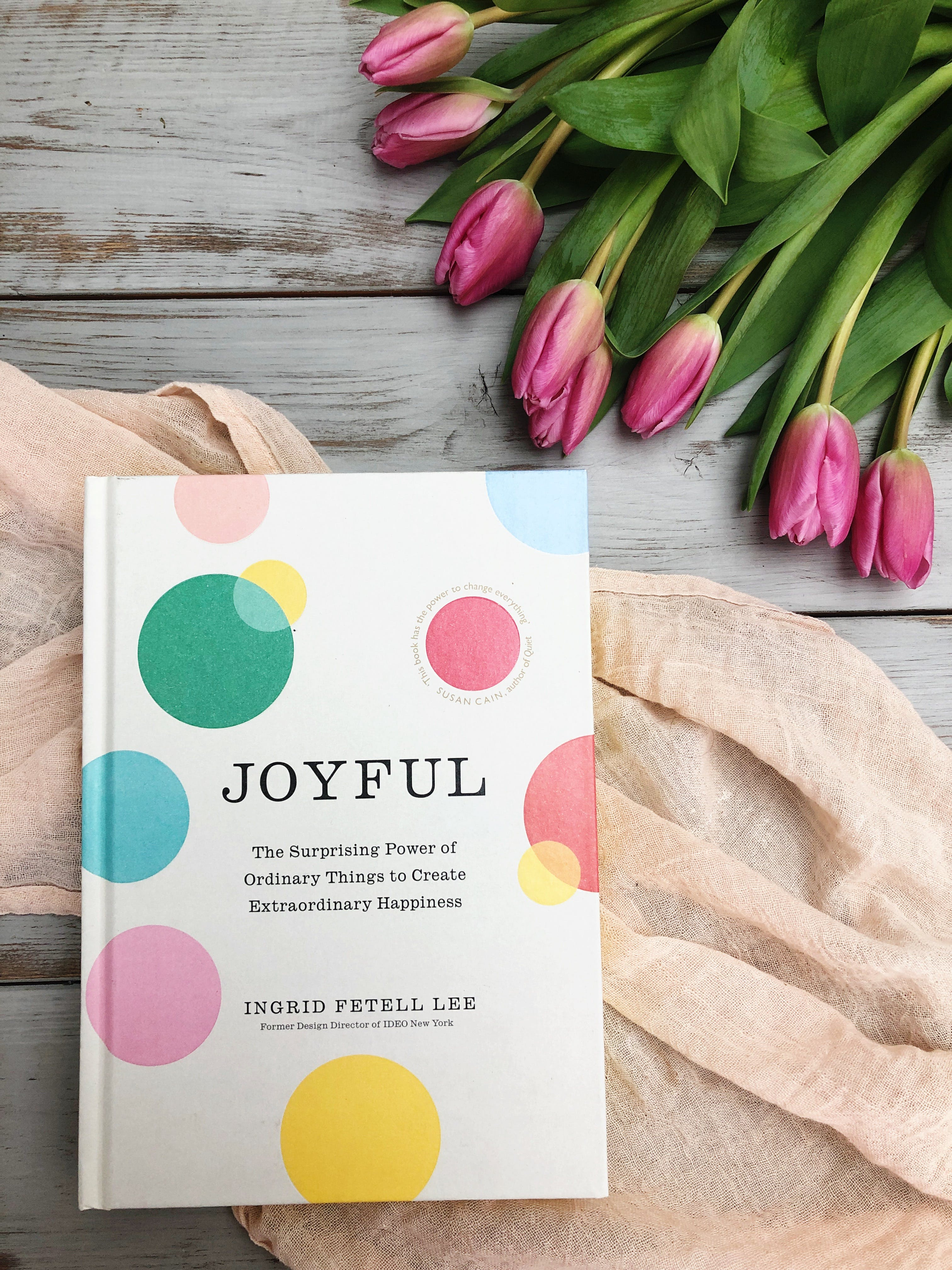 How to find joy in the every day