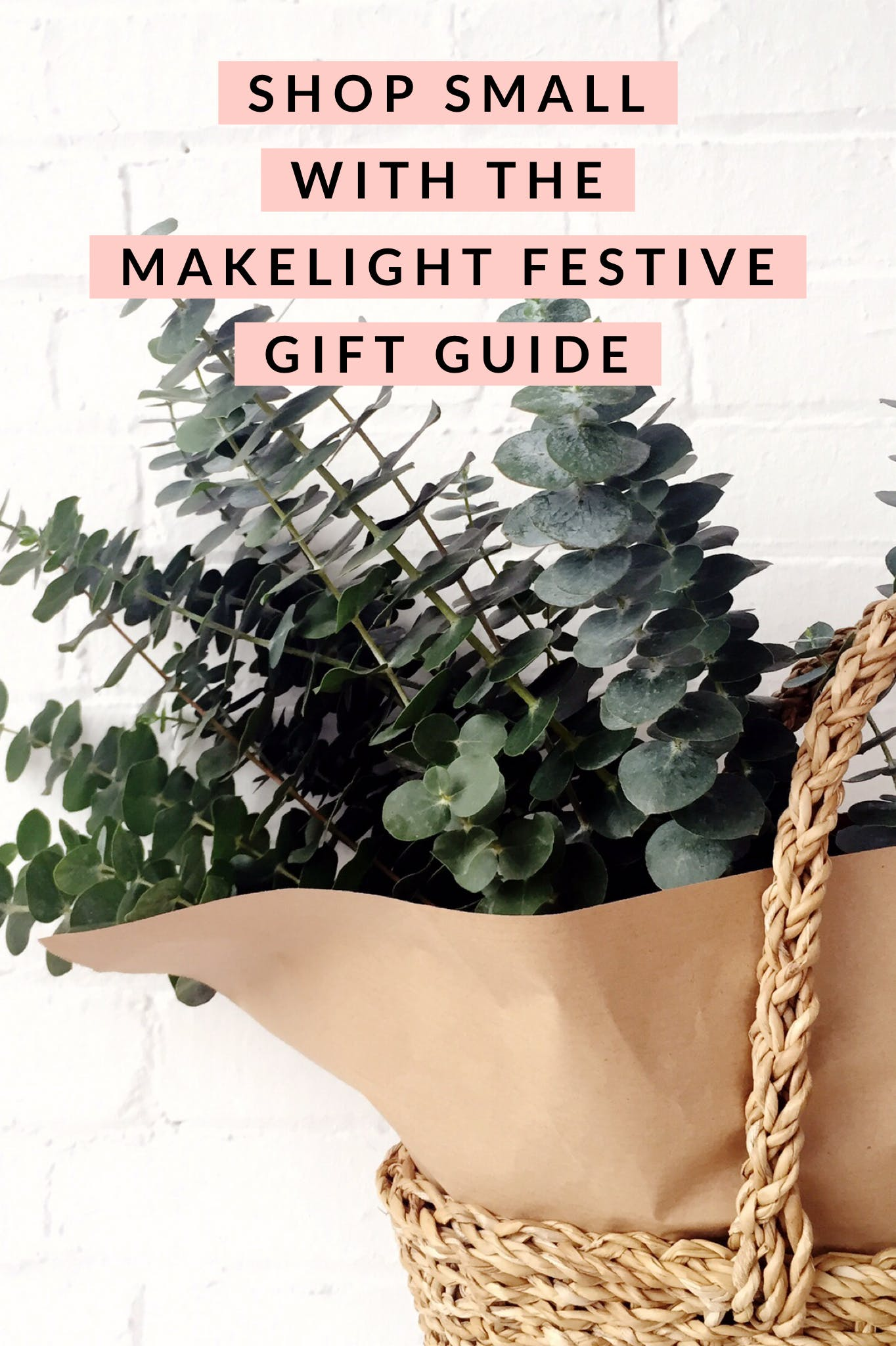 A festive gift guide from the Makelight Members
