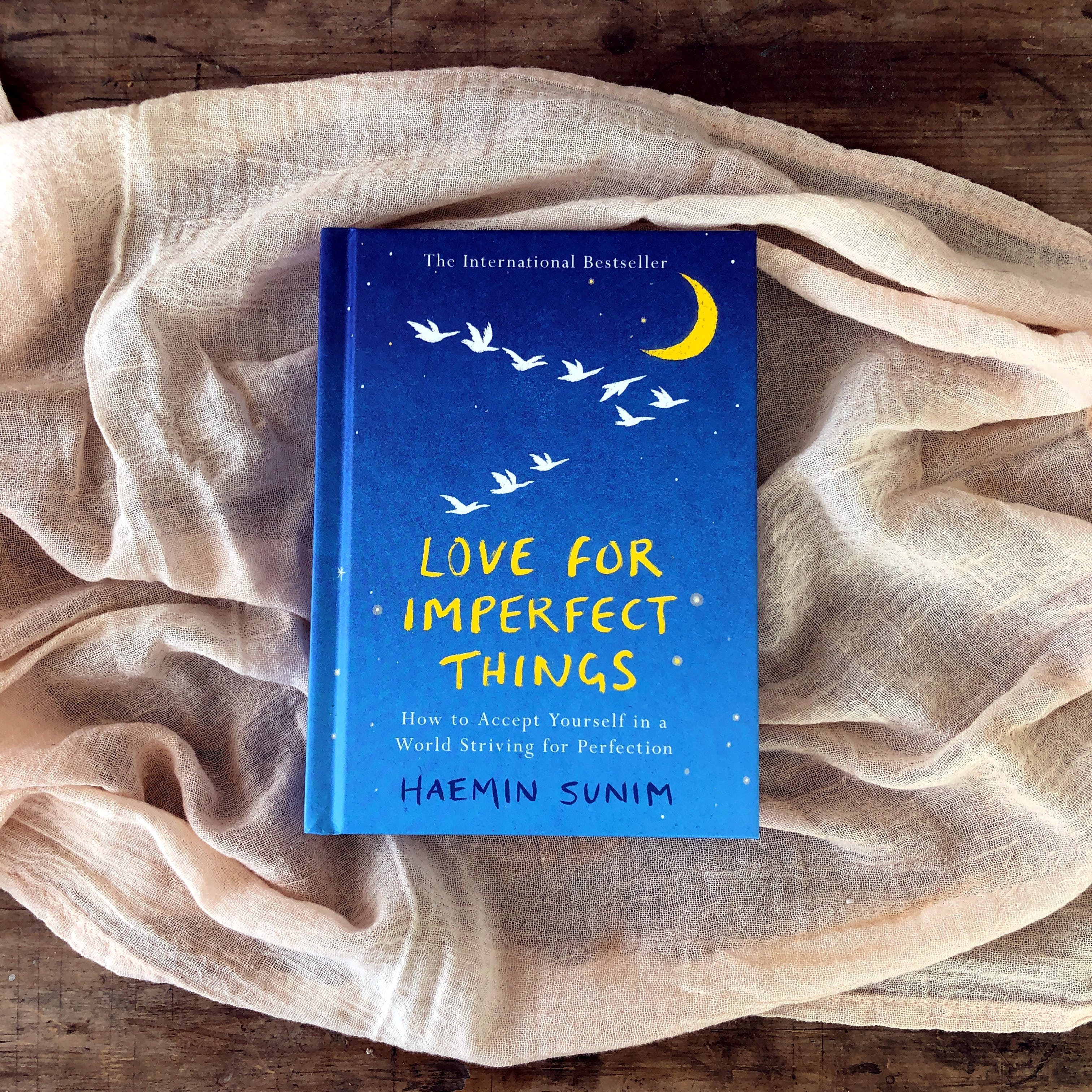 A beautiful book that teaches you to accept yourself