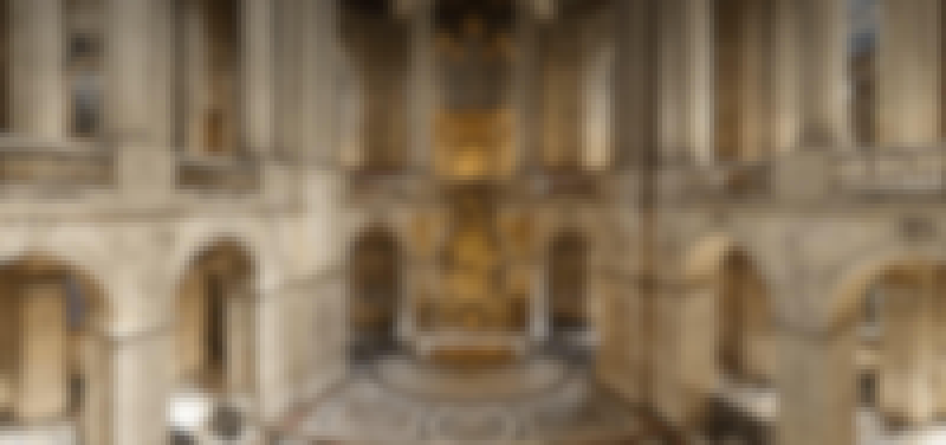 Inside of Versailles