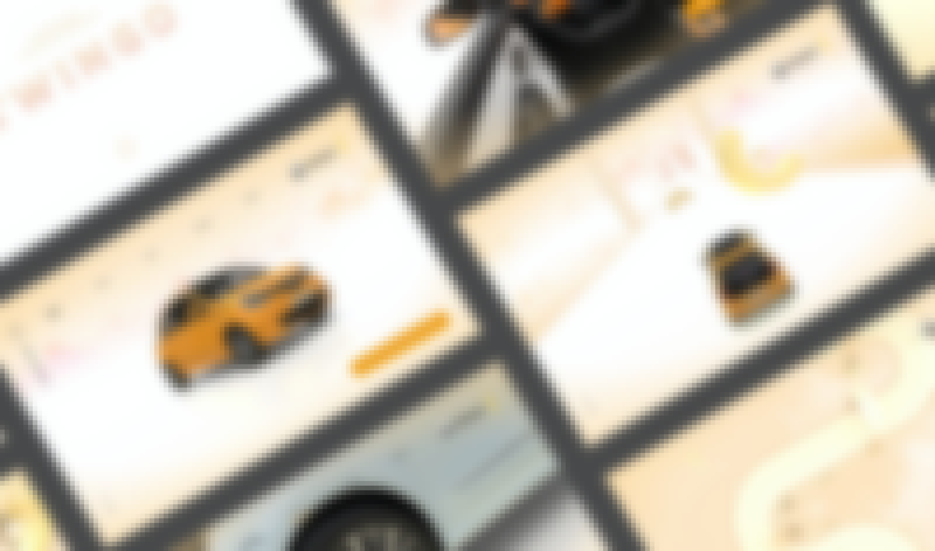 Grid of selected screens taken from the Renault Experience project.