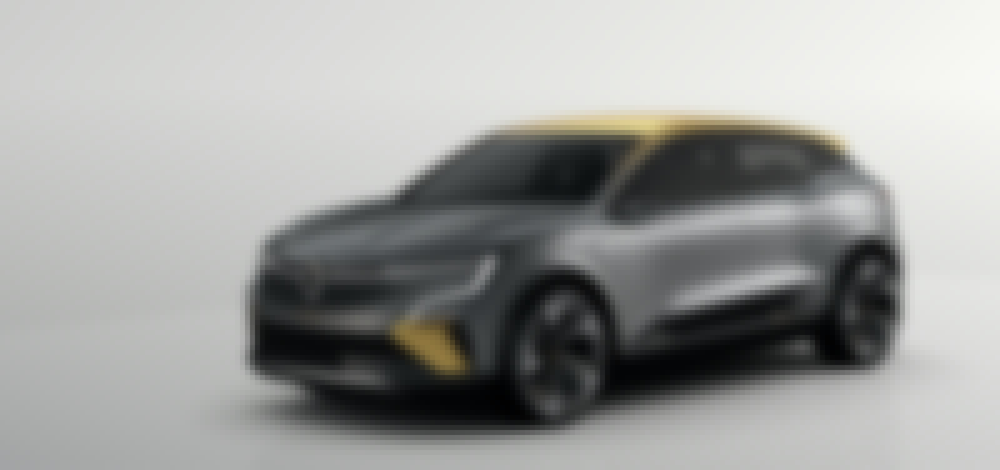 New Renault MEGANE eVISION electric concept car