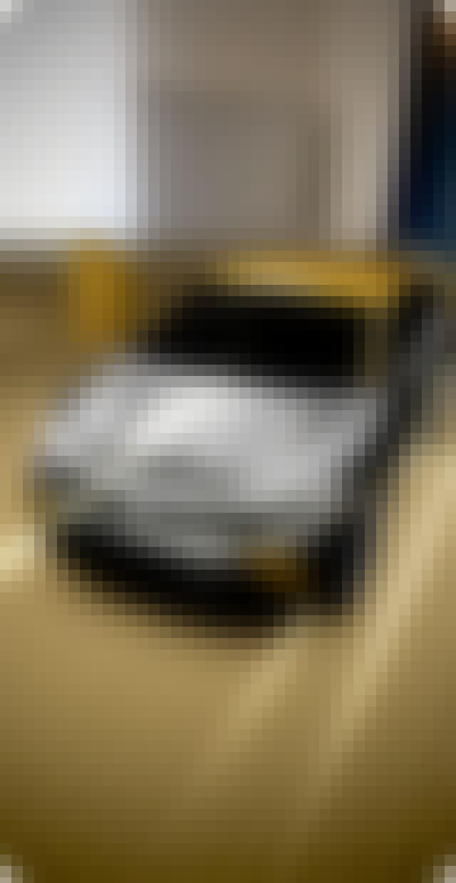 Renault MEGANE eVISION from the filter - max speed