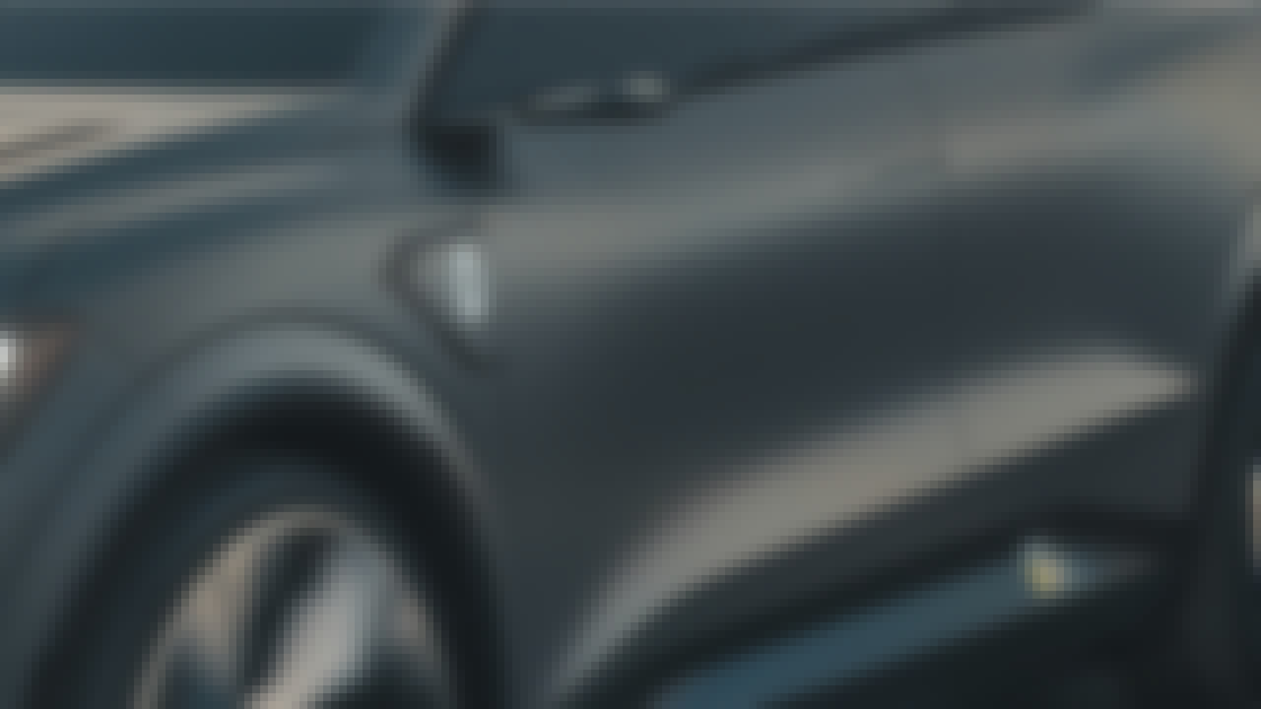 Zoom at details of the Renault MEGANE eVISION