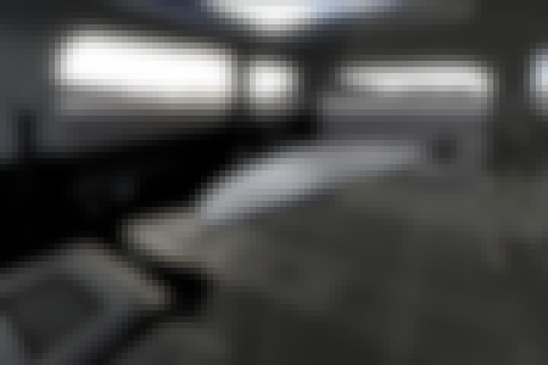Inside of a Peugeot 3008