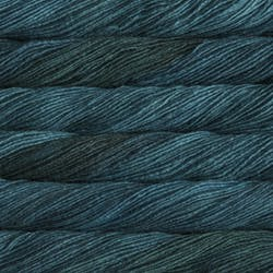 Silky Merino - Teal Feather