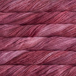 Silky Merino - Raspberry