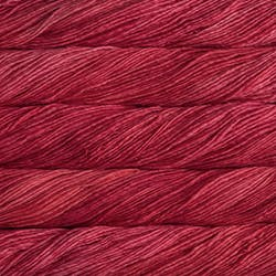 Worsted - Vermillion
