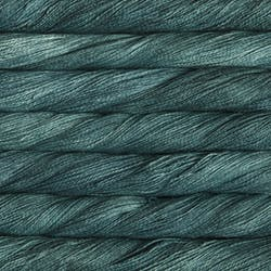 Silkpaca Teal Feather