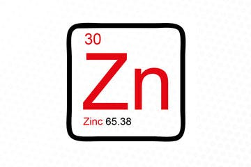 Zinc-Coated Basket