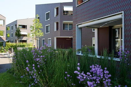 Wohnüberbauung Widenbüel, Mönchaltorf