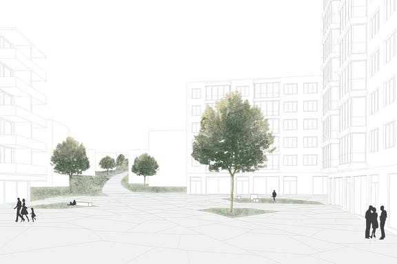 Quartierentwicklung Hohrainli, Kloten