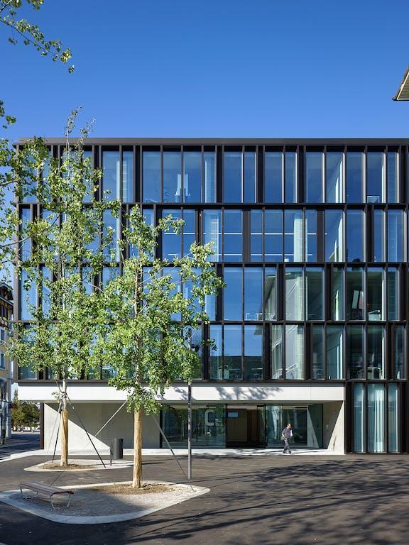 Neubau Berufsbildungszentrum, Solothurn