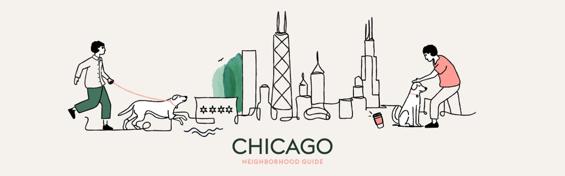 Chicago neighborhood guide for dogs