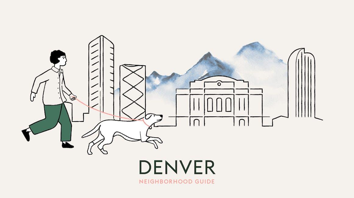 Denver neighborhood guide for dog owners