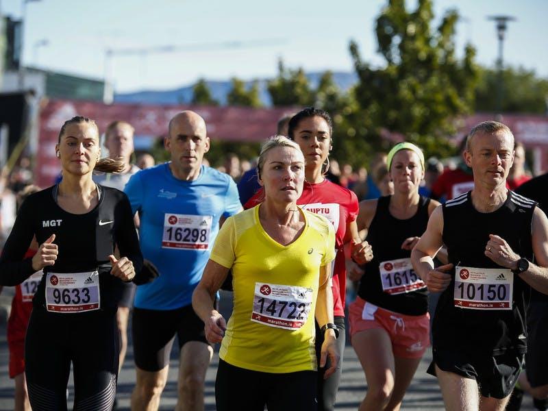 10 km participants
