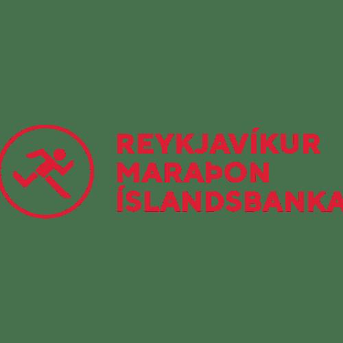 Reykjavíkurmaraþon Íslandsbanka lógó