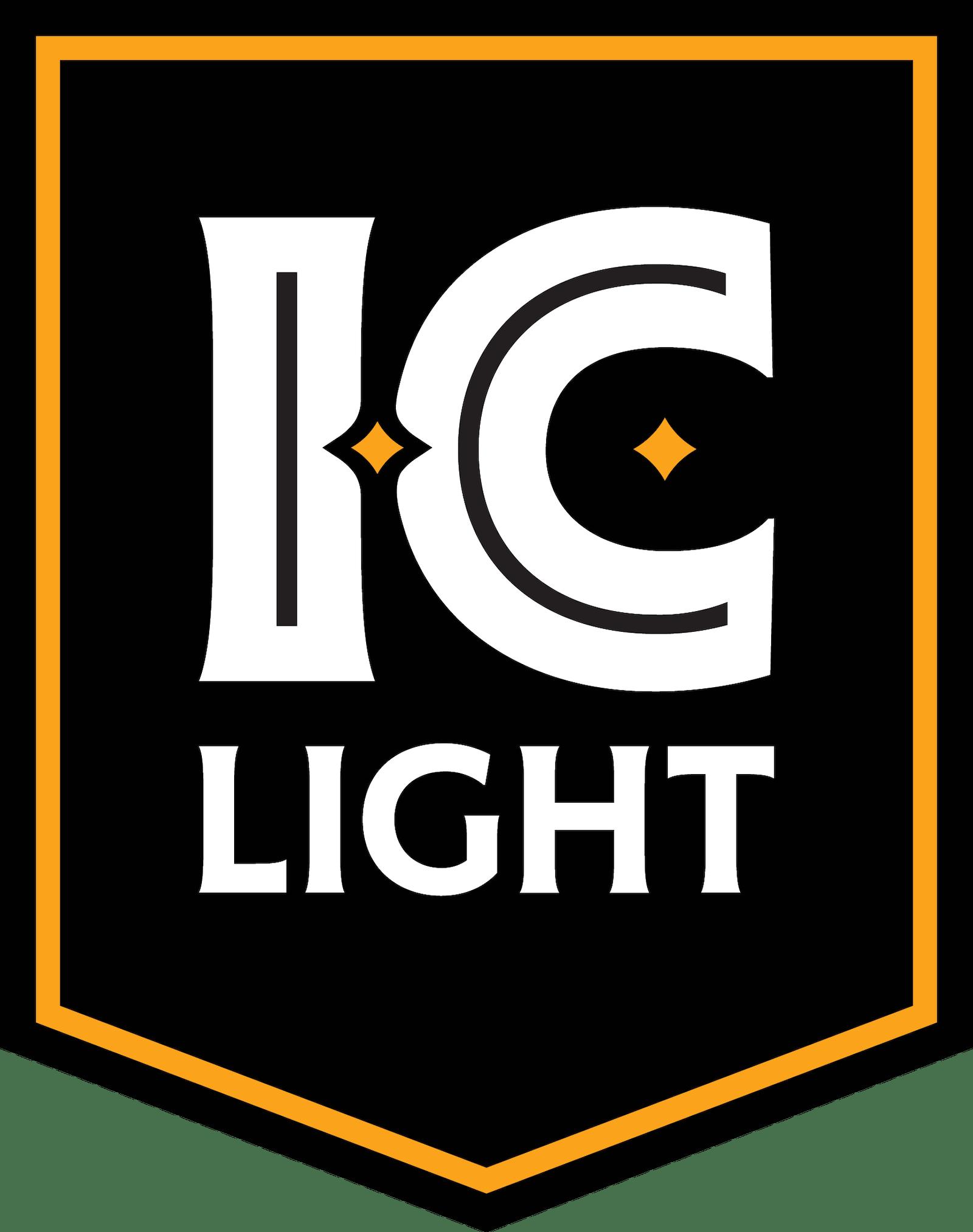 Logo for I.C. Light