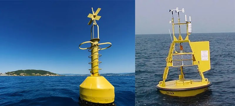 Navigation Aids & Oceanic instruments buoys