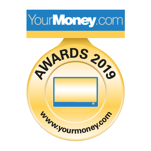 Stocks and Shares ISA of the Year 2019 Award