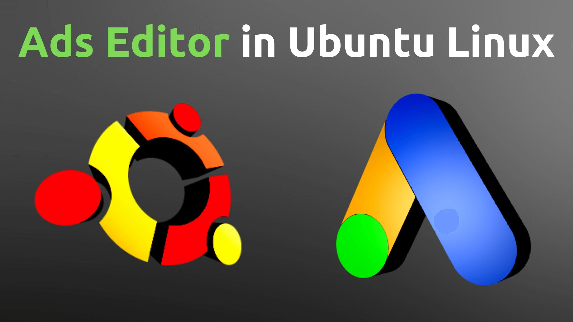 adwords editor on ubuntu linux