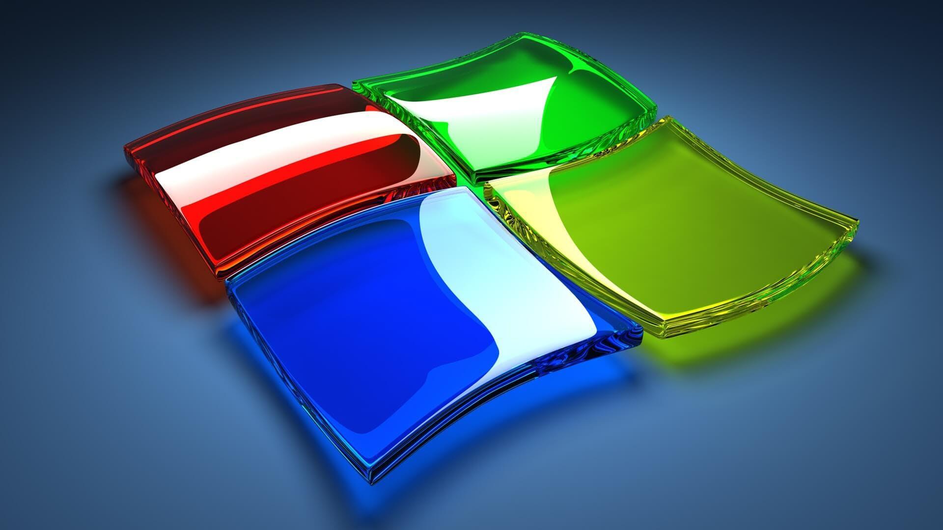 windows in 3d
