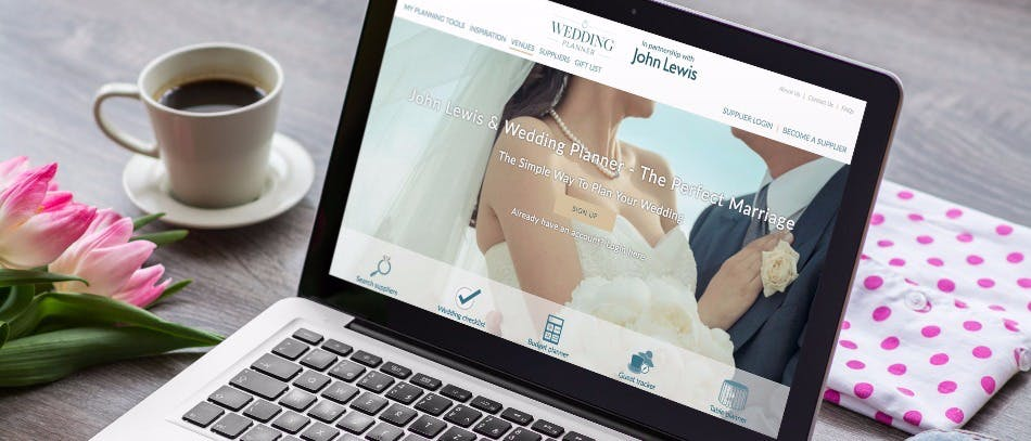 MarqueeBookings.co.uk in partnership with WeddingPlanner.co.uk