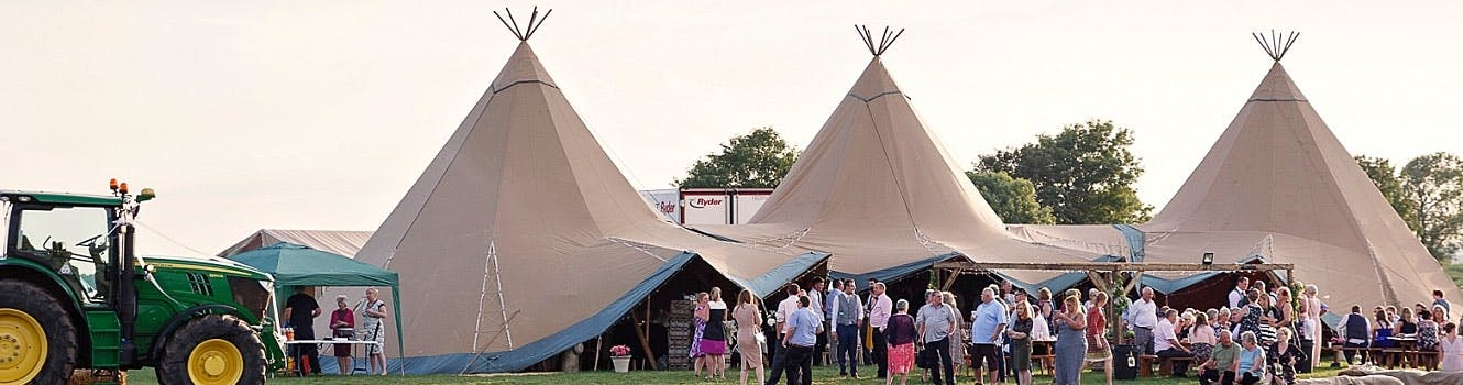 Find marquees in East Anglia