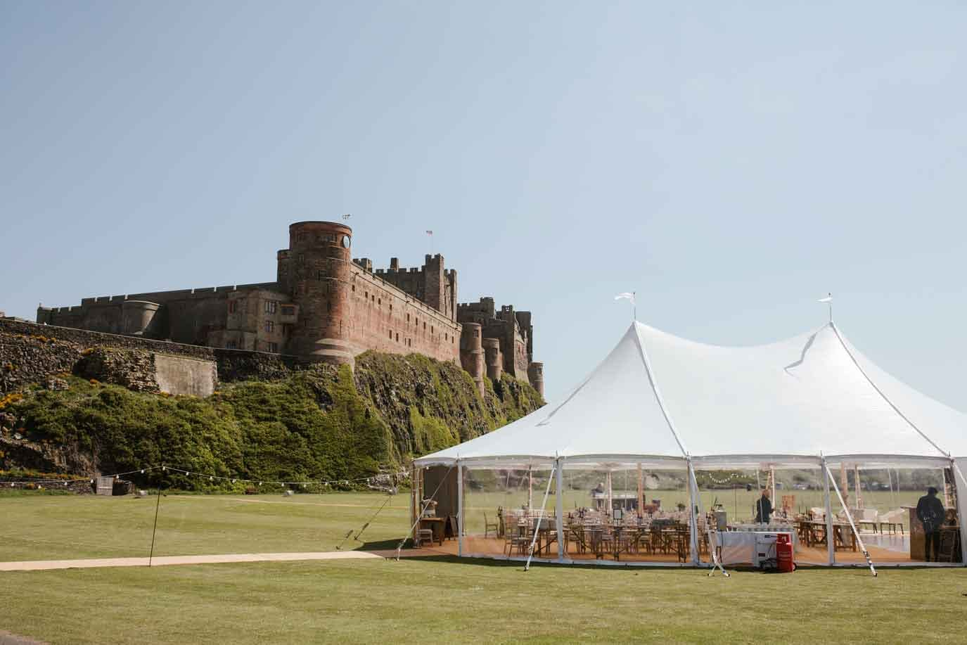 Marquee hire in the North East