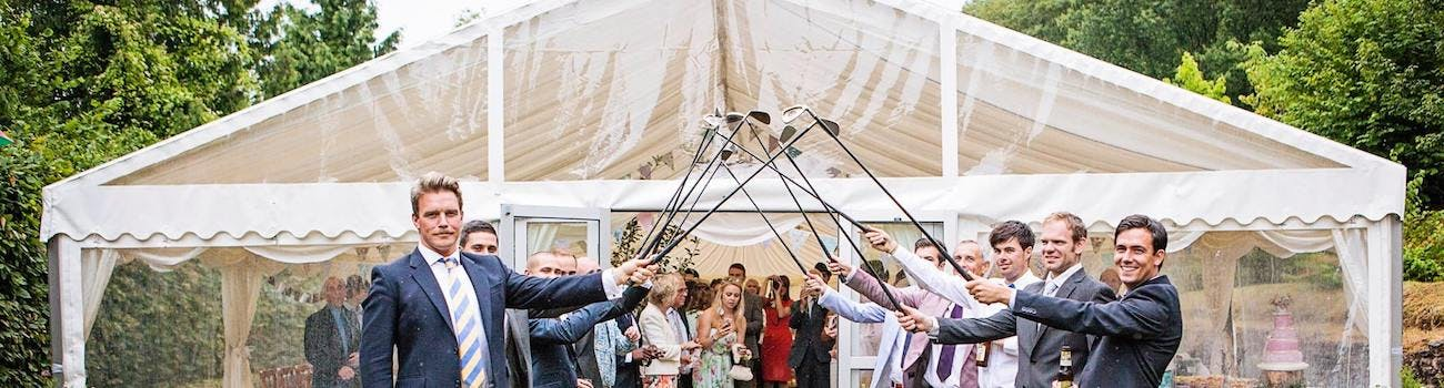 Find marquees in the West Midlands