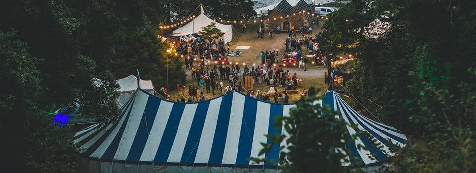 Festival Marquee Hire. Add your postcode to find local festival marquees.