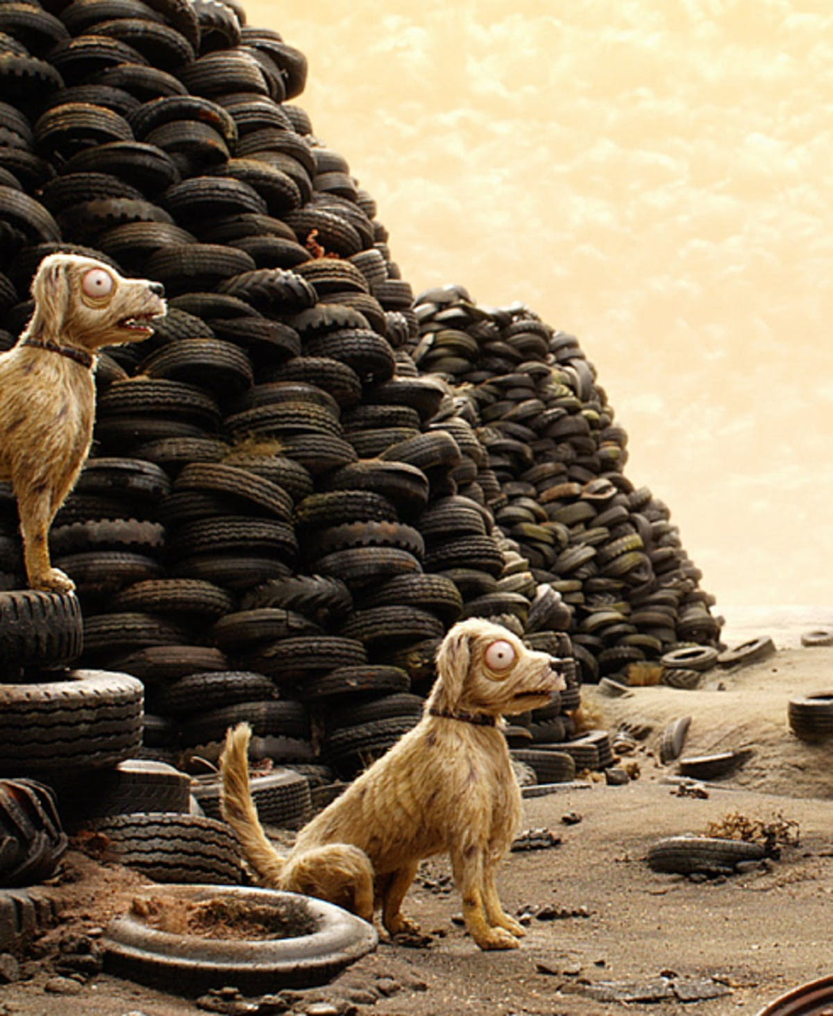 Isle Of Dogs - Daily Scraps Wes Anderson thumbnail