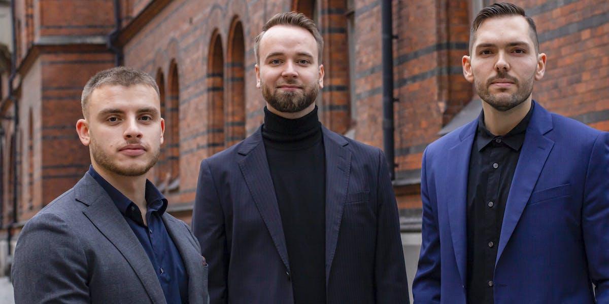 Grundarna av Fleaty är Nikola Markovic, Robin Granholm och Filip Stamenkovic. Bolaget har nu köpts av franska Hesus och inom kort kommer namnbyte ske även av det svenska bolaget. Köpeskillingen har återinvesterats i moderbolaget och ska användas till global expansion.