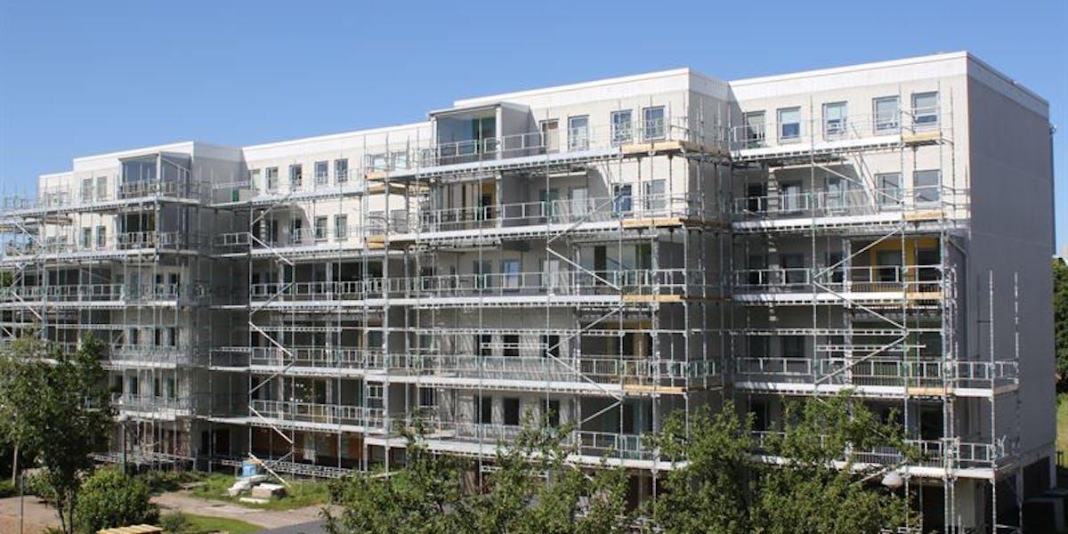 Mer återbruk på Peabs arbetsplatser i Malmö och Göteborg blir det genom ett nytt samarbetsavtal.